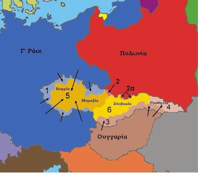 Τσεχοσλοβακία 1938