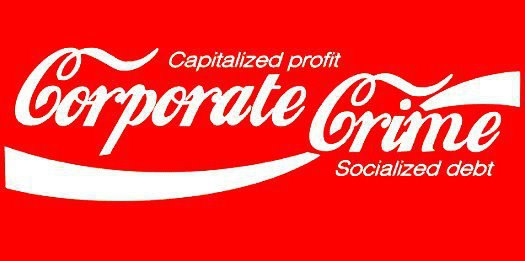 Capitalized profit-socialized debt